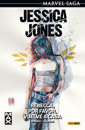 JESSICA JONES 02: REBECCA, POR FAVOR, VUELVE A CASA