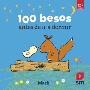 100 BESOS ANTES DE IR A DORMIR