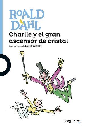 CHARLIE Y EL GRAN ASCENSOR INF JUV16