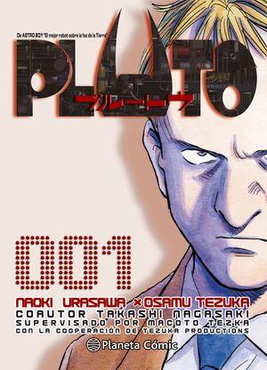 PLUTO Nº01/08 (NUEVA EDICION)