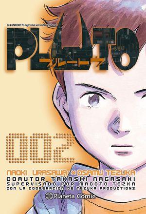 PLUTO Nº02/08 (NUEVA EDICION)