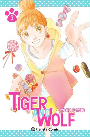 TIGER AND WOLF Nº 03/06