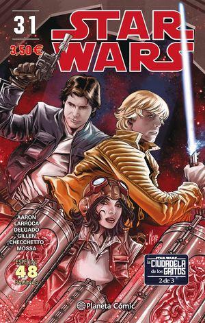STAR WARS Nº31 (LA CIUDADELA DE LOS GRITOS 2 DE 3)