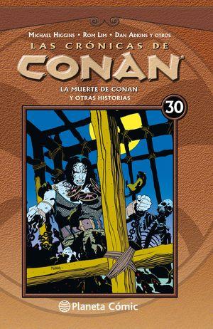 CRÓNICAS DE CONAN Nº 30/34