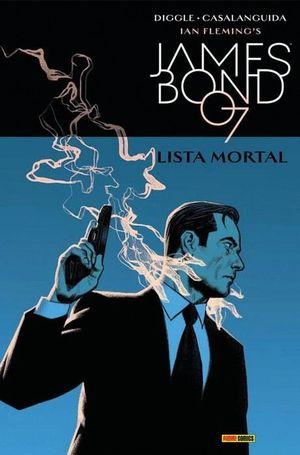 JAMES BOND 06: LISTA MORTAL