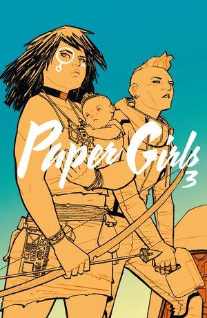PAPER GIRLS (TOMO) Nº 03
