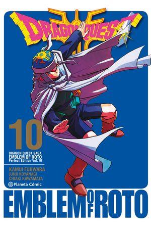 DRAGON QUEST EMBLEM OF ROTO Nº 10/15