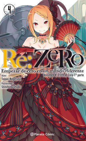 RE:ZERO (NOVELA) Nº 04