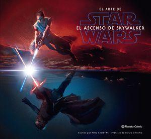 EL ARTE DE STAR WARS EL ASCENSO DE SKYWALKER