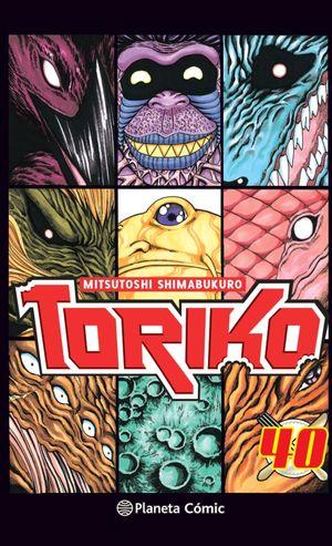TORIKO Nº 40/43
