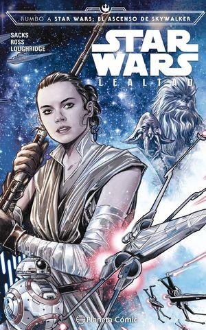 STAR WARS LEALTAD (CÓMIC EPISODIO IX)