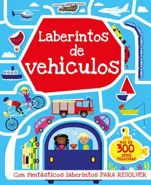 LABERINTOS DE VEHÍCULOS