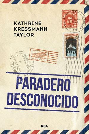 PARADERO DESCONOCIDO