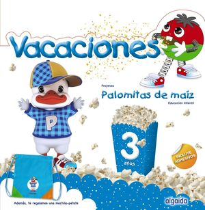 PALOMITAS DE MAÍZ 3. CUADERNO DE VACACIONES
