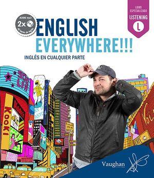 ENGLISH EVERYWHERE!!!