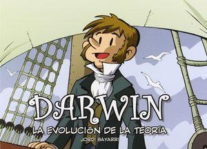 DARWIN, LA EVOLUCIÓN DE LA TEORÍA