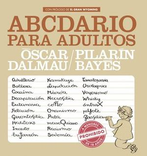ABCEDARIO PARA ADULTOS