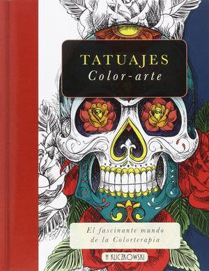 TATUAJES. COLOR-ARTE