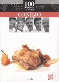 100 MANERAS DE COCINAR CONEJO