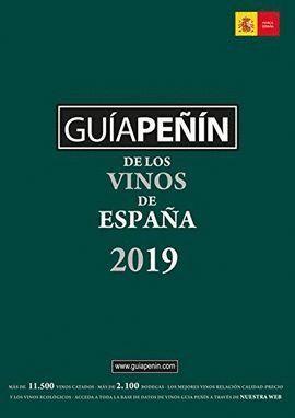 GUÍA PEÑIN DE LOS VINOS DE ESPAÑA 2019