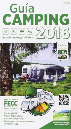 GUIA CAMPING FECC ESPAÑOL 2016