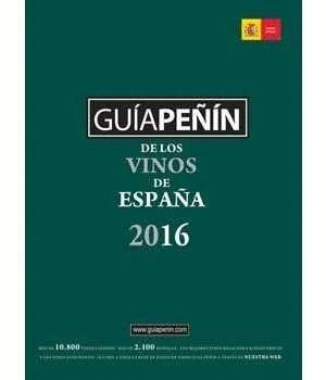 GUÍA PEÑIN DE LOS VINOS DE ESPAÑA 2016