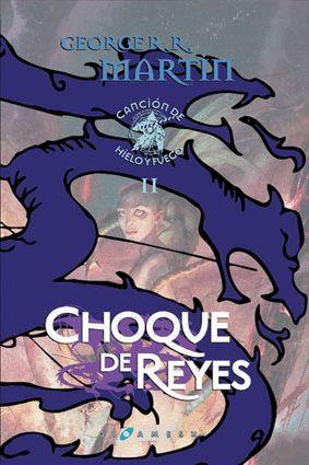 CHOQUE DE REYES (CARTONÉ)