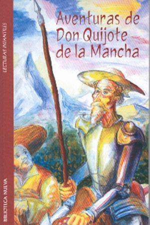 AVENTURAS DE D.QUIJOTE DE LA MANCHA