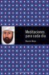MEDITACIONES PARA CADA DIA (N.E)- (B)