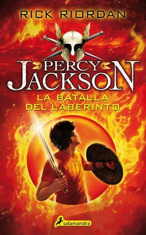 BATALLA DEL LABERINTO,LA-PERCY JACKSON 4 (NUEVA EDICION)