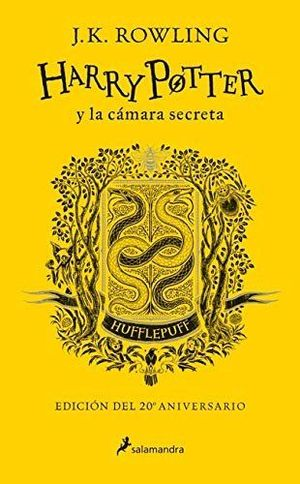 HARRY POTTER Y LA CÁMARA SECRETA. HUFFLEPUFF