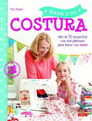 MAMÁ Y YO COSTURA
