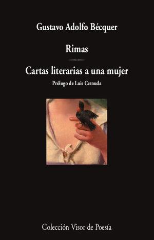 RIMAS / CARTAS LITERARIAS A UNA MUJER