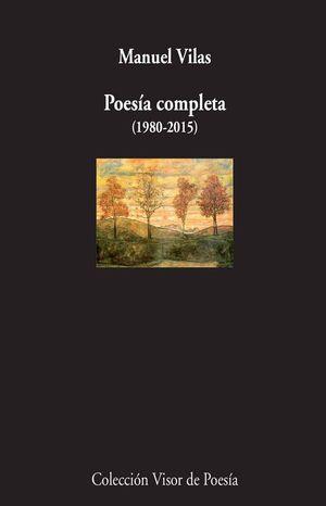 POESÍA COMPLETA 1980-2015