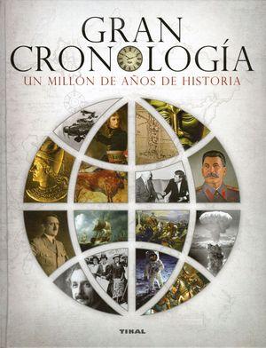 GRAN CRONOLOGÍA. UN MILLÓN DE AÑOS DE HISTORIA