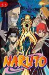 NARUTO Nº 55/72 (EDT)