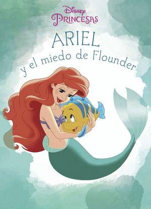 ARIEL Y EL MIEDO DE FLOUNDER