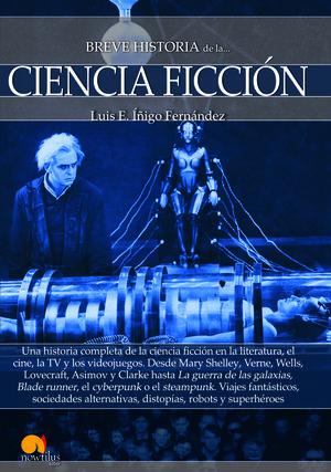 BREVE HISTORIA DE LA CIENCIA FICCIÓN