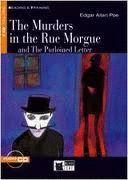 MURDERS IN RUE MORGUE-PURLOINED LETTER (+CD)/READI