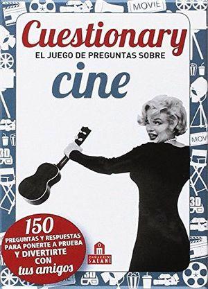 CUESTIONARY - EL JUEGO DE PREGUNTAS SOBRE CINE
