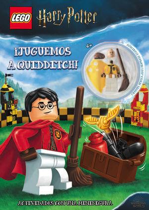 HARRY POTTER LEGO. ¡JUGUEMOS A QUIDDITCH!