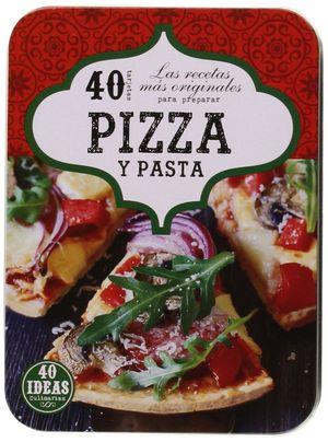 PIZZA Y PASTA
