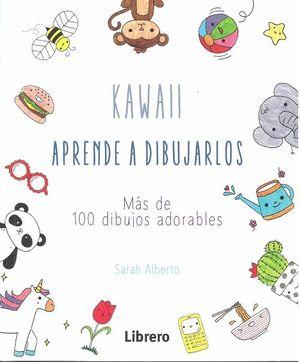 KAWAII APRENDE A DIBUJARLOS