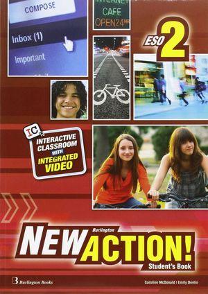 NEW BURLINGTON ACTION 2 STUDENT'S BOOK